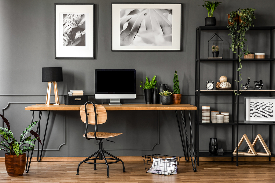 Let us remodel your home office